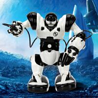 橙爱 佳奇 语音对话红外遥控电动智能机器人 罗本艾特儿童玩具机器人 礼物