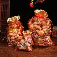 喜糖袋子纱袋糖果婚礼糖盒喜糖袋创意结婚庆用品包装礼盒喜糖盒子