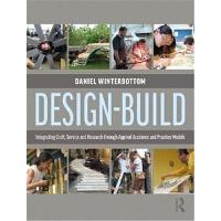 预订Design-Build:Integrating Craft, Service, and Research thro
