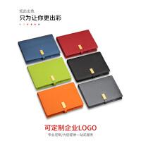 创意带充电宝笔记本商务定制印logo移动电源多功能记事本礼品套装
