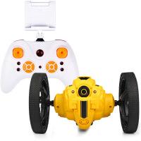 rh-803�b控���跳特技越野男孩子汽�充��o��C器人迷你�和�玩具 WiFi版