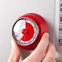 【优选】计时器机械提醒学生时间管理厨房定时器闹钟番茄钟做题学习
