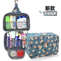 户外旅游洗漱包男士旅行常备套装用品女出差洗浴化妆品收纳包
