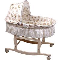新生婴儿摇篮床手提篮婴儿篮睡篮宝宝睡床钢架婴儿床摇摇床D9