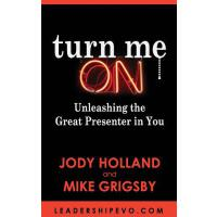 【预订】Turn Me on: Unleashing the Great Presenter in You