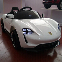 儿童电动车四轮小孩童车双驱动遥控电瓶汽车宝宝玩具车可坐人zf10
