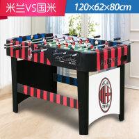 桌上足球�C�和��p人大�桌式游�蚺_式桌面足球8�U玩具
