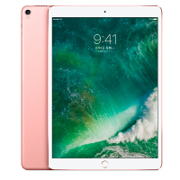 【当当自营】Apple iPad Pro 平板电脑 10.5 英寸(512G WLAN版/A10X芯片/Retina显示屏/Multi-Touch技术)玫瑰金色 MPGL2CH/A