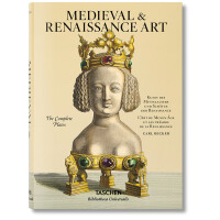 Medieval Art and Treasures of the Renaissance 中世纪和文艺复兴时期的珍宝