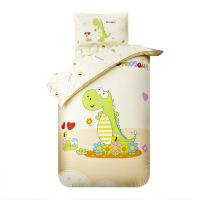 幼儿园被子三件套儿童被褥被套 宝宝婴儿床品套件QL-17