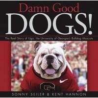 【预订】Damn Good Dogs!: The Real Story of Uga, the University