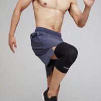 运动护膝深蹲跑步健身篮球护具轻薄透气保暖半月板损伤