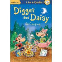 【预订】Digger and Daisy Go Camping