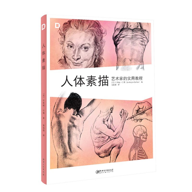 人体素描:艺术家的实用教程 艺术家的实用教程