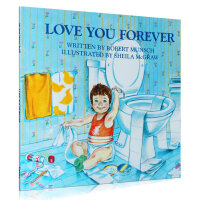 Love You Forever永远爱你 吴敏兰书单 推荐第102本绘本 故事叙述一位母亲如何无怨无悔地爱着自己的儿子 Robert Munsch 送音频