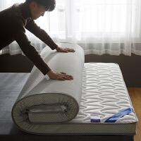 乳�z床� 18床�� 加厚榻榻米� 子硬� 12家用15米海�d床� 子