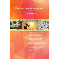 【预订】IBM Service Management Framework a Clear and Concise Re