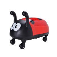 婴儿坐便器 大号带轮子便盆尿盆儿童座便器抽屉式加大加厚