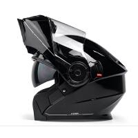 电动摩托车头盔男个性全盔覆式四季通用安全帽机车越野揭面盔
