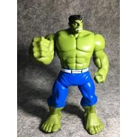 动漫人仔人偶玩具绿巨人关节可动复仇者联盟公仔男童玩偶 绿巨人