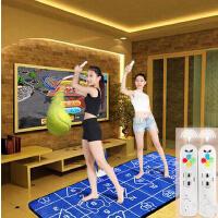 高清加厚瑜伽跳舞毯 瑜伽毯 双人电视电脑两用手舞足蹈体感游戏跳舞机