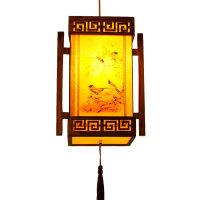 中式吊灯仿古走廊过道饭店户外装饰灯笼
