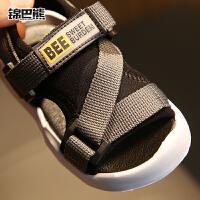 1-2-3岁儿童沙滩鞋学步鞋男童软底鞋婴儿鞋夏季新款宝宝凉鞋