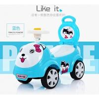 带音乐扭扭车儿童1-3岁溜溜车宝宝车子婴儿手推滑行玩具车可坐人QL-30
