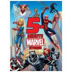 5-Minute Marvel Stories 5分钟漫威故事 英文原版漫威漫画青少年读物