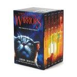 【英文原版】Warriors: Power of Three Box Set Volumes 1 to 6 猫武士三部