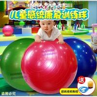 儿童充气皮球拍拍球按摩大球弹力球幼儿园大号宝宝感统球类玩具