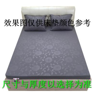 海绵床垫1.2米 1.5m 1.8m床经济型 榻榻米加厚柔软垫褥子定制   定制商品(定金)下单前请咨询客服,定制商品以咨询客服为准。否则本店有权不发货。