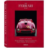 【预订】The Ferrari Book 法拉利之书 英文原版