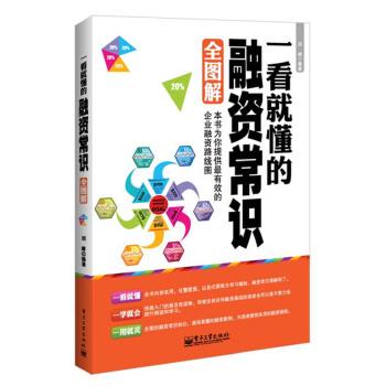 一看就懂的融资常识全图解(pdf+txt+epub+azw3+mobi电子书在线阅读下载)