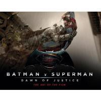 【预订】Batman v Superman: Dawn of Justice: The Art of the Film