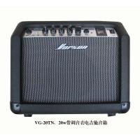Vorson 电吉他放大器扩音器(电吉他音箱带调音表功能 VG-20TN)