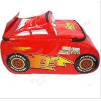 迪士尼 cars麦昆儿童个性时尚拉杆包行李箱旅行箱汽车造型箱