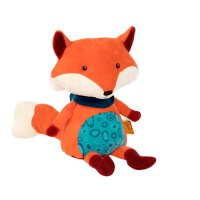 会说话的狐狸 公仔 学说话玩具宝宝毛绒玩具玩偶会说话娃娃狐狸儿童