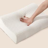 米兰娜儿童乳胶枕护颈枕乳胶枕芯枕头定制