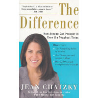 DIFFERENCE, THE(ISBN=9780307407146) 英文原版