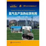 21世纪可持续能源丛书--氢气生产及热化学利用