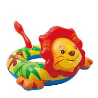 宝宝腋下圈小孩坐骑1-3-6岁儿童游泳圈坐圈男孩女孩游艇游泳圈