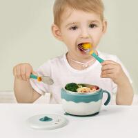 babycare�����o食碗���S梦��P碗研磨不�P��和�餐具注水保�赝�
