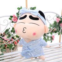六一儿童节520蜡笔小新公仔玩偶毛绒玩具抱枕大号布娃娃jj创意搞怪女生生日礼物520礼物母亲