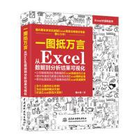一图抵万言 从Excel数据到分析结果可视化 9787517068143