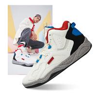 【券后预估价:118】2361男鞋运动鞋2021夏季新款防滑减震球鞋时尚男士篮球文化鞋