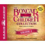 【预订】The Boxcar Children Collection, Volume 2 Compact Disc只是