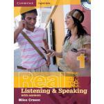 【预订】Cambridge English Skills Real Listening and Speaking 1