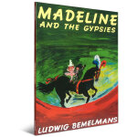 顺丰包邮 百年经典美绘本系列Madeline and the Gypsies 玛德琳和吉普赛人 英文原版绘本