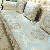 欧式沙发垫防滑真皮沙发套沙发罩全盖四季通用布艺定做定制
